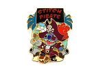 Stitch Invasion Pirates of the Caribbean DLRP