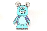 Sulley Monsters Inc Vinylmation Pin