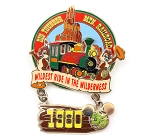 Big Thunder Mountain 1980 Chip and Dale Magical Milestones