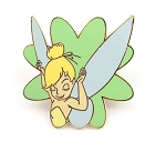 Tinker Bell's Daisies #3 Old Cast Lanyard
