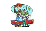 Woody and Buzz 1995 Toy Story