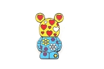 Hearts and Flowers Vinylmation Jr. Pin