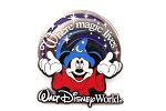 Sorcerer Mickey Where Magic Lives WDW