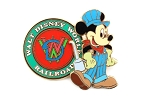WDW Railroad Mickey Mouse Engineer