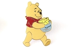 Rare Winnie the Pooh with Hunny