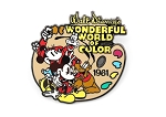 Wonderful World of Color #33 100 Years of Dreams