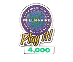 Who Want's To Be A Millionaire Play It 4,000