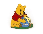 Old Pooh with Hunny Pot