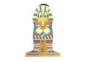 Pharaoh Donald Sarcophagus Coffin LE 300
