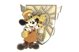 Mickey Completer Mechanical Magic Kingdom