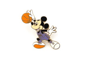 Vintage Basketball Mickey Mouse
