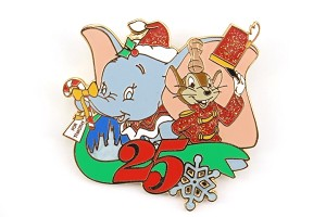 dumbo and timothy very merry christmas party 25th anniversary