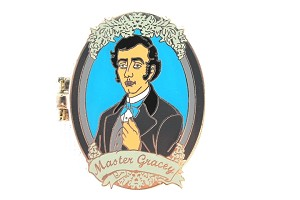Master Gracey Haunted Mansion Marquee