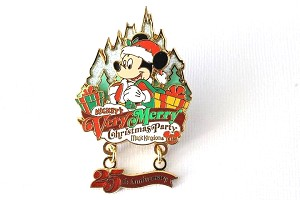 Mickey's Very Merry Christmas Party 25th Anniversary