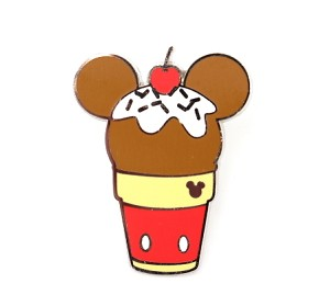 Mickey Ice Cream Cone Frozen Treat