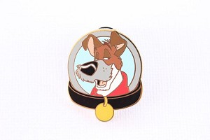 Dodger Dog Collar Oliver and Company