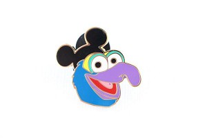 Gonzo Muppet with Mouse Ears