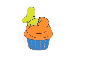 Goofy Cupcake Treat