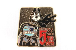 Revenge of the Fifth - Stitch Palpatine and Vader Goofy - Star Wars