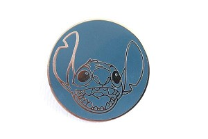 Stitch Face Icon