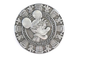 Mickey Ancient Charger