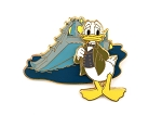 Donald 20,000 Leagues Under the Sea Gold Card
