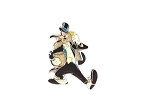 Goofy Formal Wear Tiny Pin