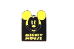 Mickey Expression - Yellow Happy