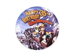 Cast Member 35th Birthday WDW Button