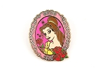 Belle Rose Portrait Beauty and the Beast