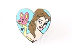 Beautiful Belle Princess Heart Beauty and the Beast