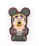 Big Al Country Bear 3D Vinylmation pin