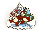 Chip and Dale Expedition Everest Snow