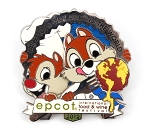 Chip and Dale Meatball at Epcot Food and Wine Festival