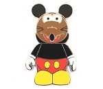 Rizzo Muppet as Mickey Mouse Vinylmation Pin
