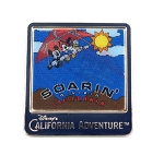 Soarin Over California Lenticular 2002 Disneyland