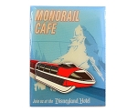 Monorail Cafe Disneyland Hotel Dining