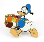 Donald Duck Fall Harvest LE 250 Apple Basket