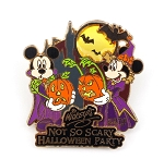 (AP) Minnie and Mickey's Halloween Party 2014 Stained Glass