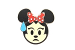 Worried - Minnie Emoji