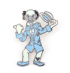 Ezra Hitchhiking Ghost Hidden Mickey Haunted Mansion