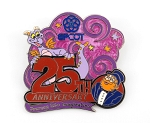 (PP) Journey Into Imagination Dreamfinder Figment 25th Anniversary Epcot