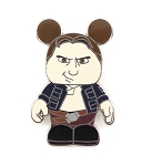 Han Solo Vinylmation Star Wars Pin