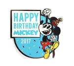 Happy Birthday Mickey Mouse 2017 Party