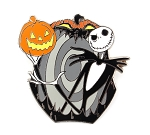 Jack Skellington Pumpkin King Mystery 2008