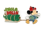 Jingle Bells Christmas Mickey and Sleigh