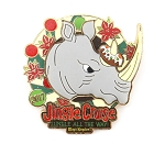Jingle Cruise Rhino Donut Magic Kingdom Jungle Christmas