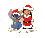 Lilo and Stitch Christmas Santa's Helpers