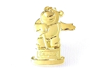 Toy Story Lotso Sculpted Gold Statue