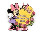 (AP) Minnie Mother's Day Heart Birds Roses DLR